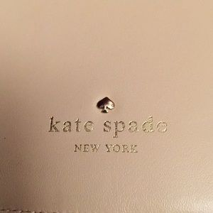 Designer Kate Spade IPAD CASE or Clutch, Beige